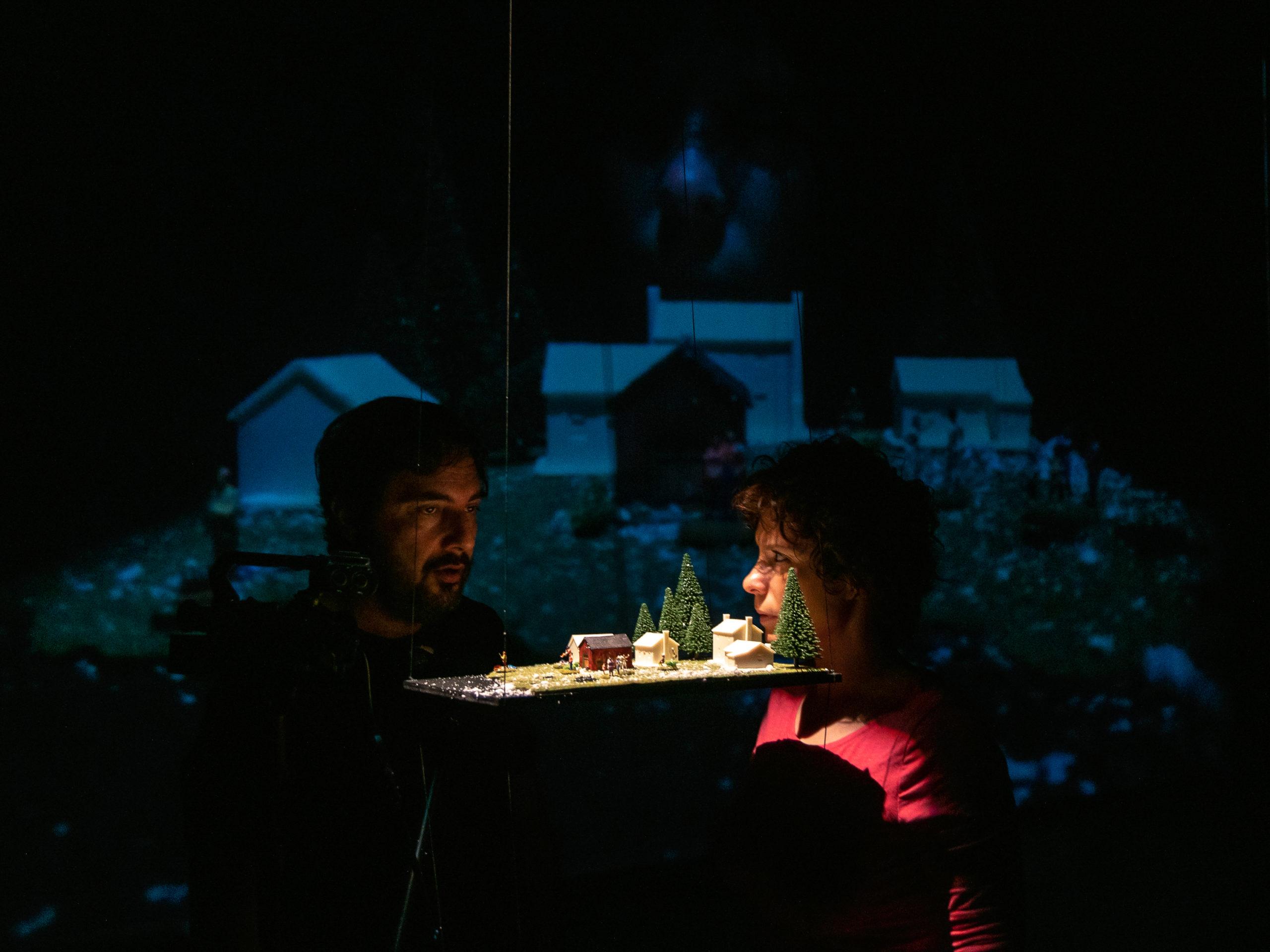 El rastre d'aquella nit, foto José Marín @Mementonet Mementomedia